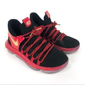Nike Zoom KD X LE 10 Kids Size 5.5Y Youth shoes